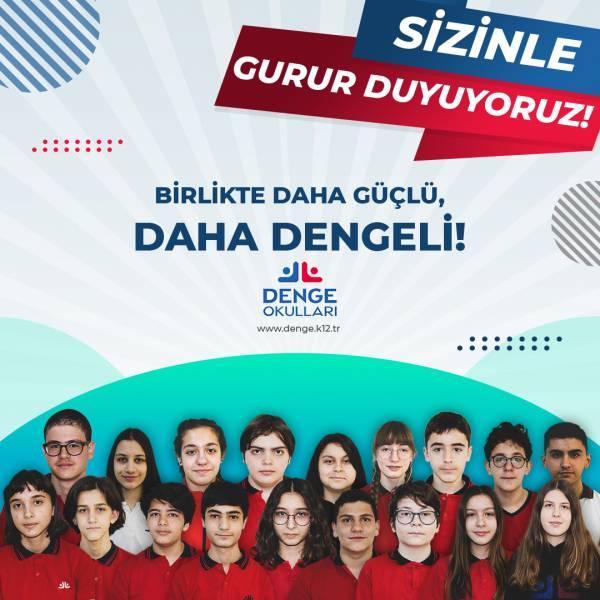 LGS 2020 Okul Başarımız ile GURUR DUYUYORUZ!