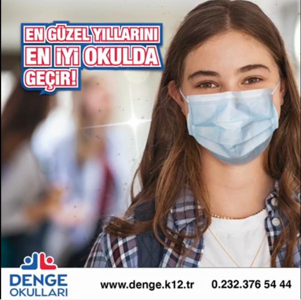 DENGE ANADOLU LİSESİ ERKEN KAYIT AVANTAJINDAN YARARLAN!