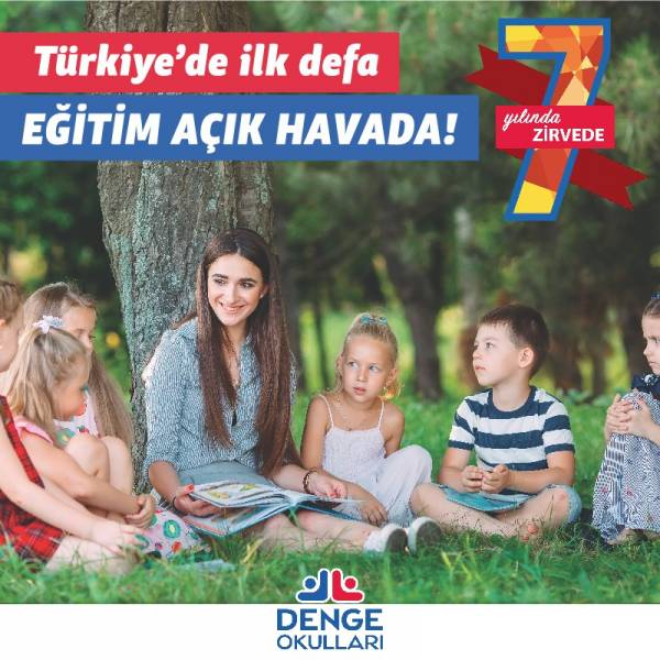 DENGE OKULLARI OUTDOOR EDUCATION