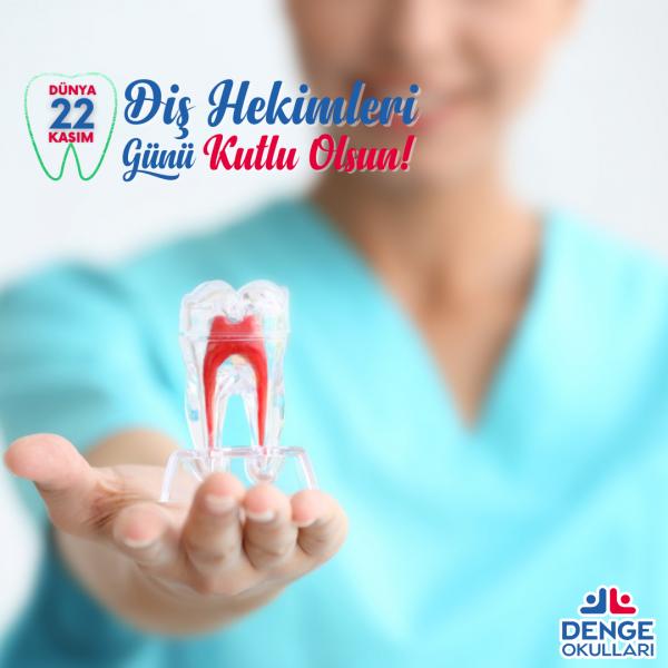 Dünya Diş Hekimleri Günü kutlu olsun!
