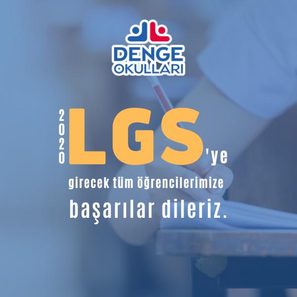 Liseye Geçiş Sınavı (LGS) 2020