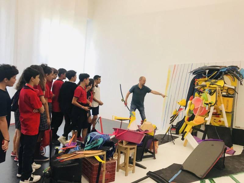 Denge Okulları Öğrencileri Fransız Kültür Merkezinde! Notre Nom Denge Écoles