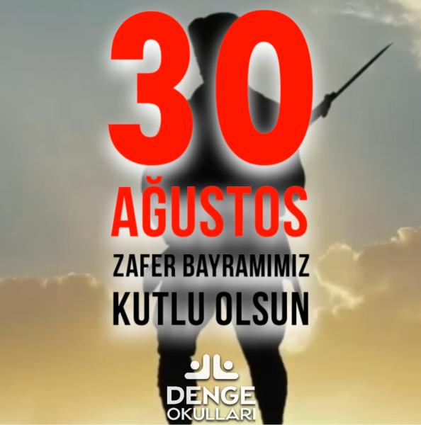 30 Ağustos Zafer Bayramı 98. Yıl Dönümü