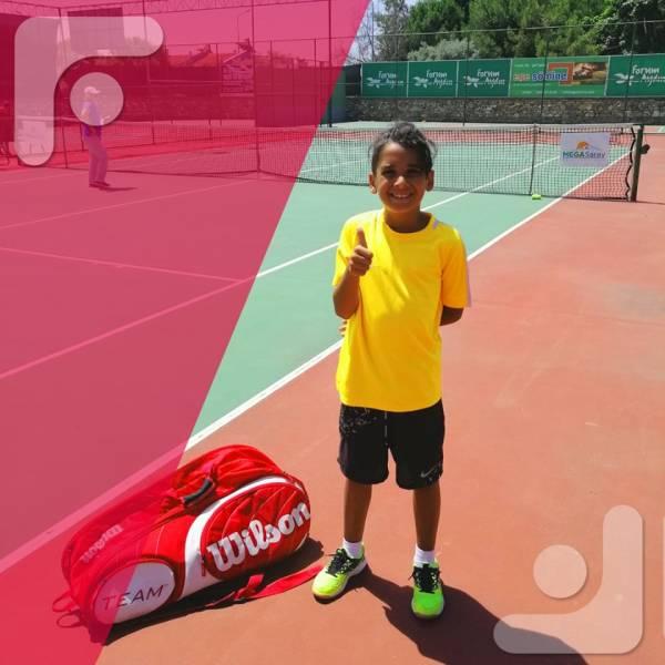 Denge Öğrencisi TRT SPOR Programında! Tenis Dünyasının parlayan yıldızı, öğrencimiz, Rafael Aden Çakırbay 9 Ağustos 2019 Saat: 08:30'da TRT SPOR Tenis Dünyası Programında!