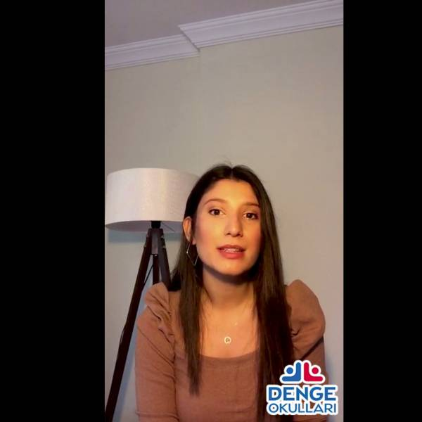 Denge Okulları Rehber Öğretmeni Uzaktan Eğitim Hakkında Açıklaması
