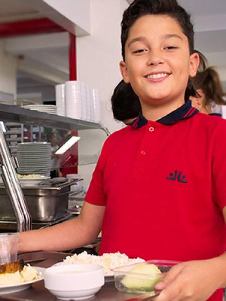 Sağlam Kafa Sağlam Vücutta Doğal Ve Lezzetli Yemekler, Denge Okullarında!