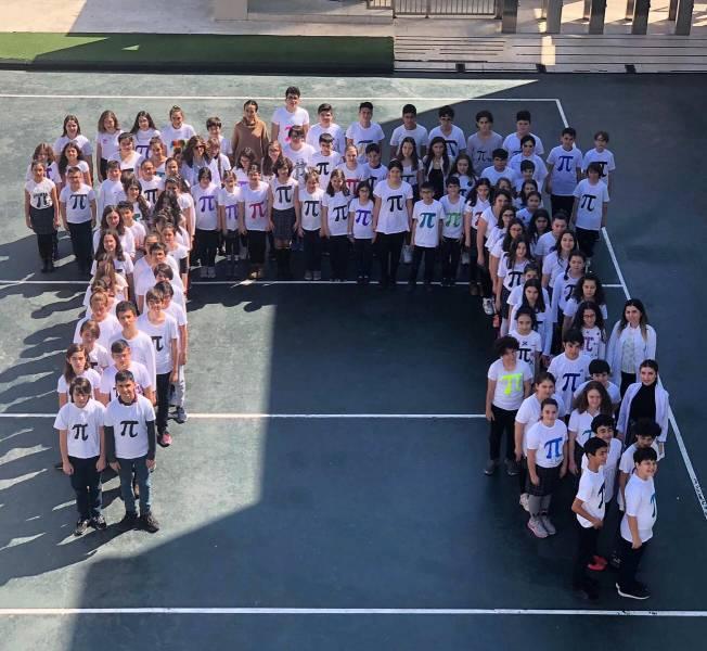 Denge Okullarında Dünya Pi Günü