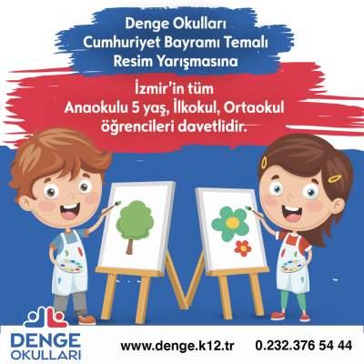 'ÜLKEM ve SEVGİ' TEMALI, ÖDÜLLÜ RESİM YARIŞMASI!